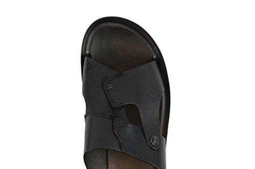 Xposed , Sandales pour homme Noir