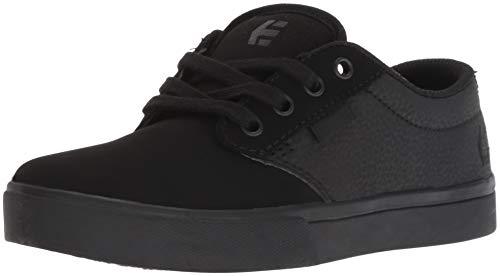 Etnies Kids Jameson 2 Eco, Scarpe da Skateboard Unisex-Bambini, Nero (Black/White 976), 27.5 EU