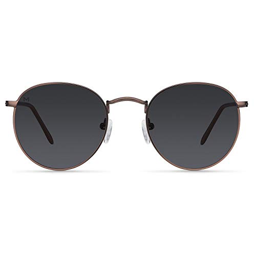 Meller Yster Kakao Carbon - UV400 Polarisiert Unisex Sonnenbrillen