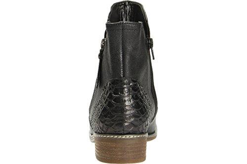 Gabor 52-721-37, Bottes Femme Noire