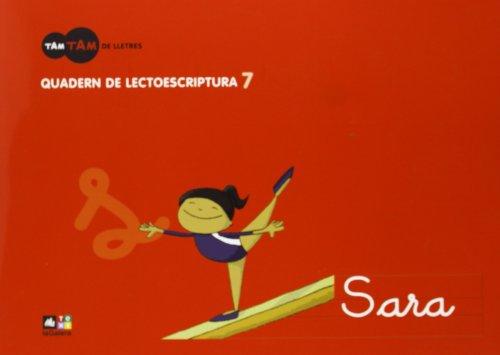 Quadern de lectoescriptura 7 (TAM-TAM) - 9788441216709
