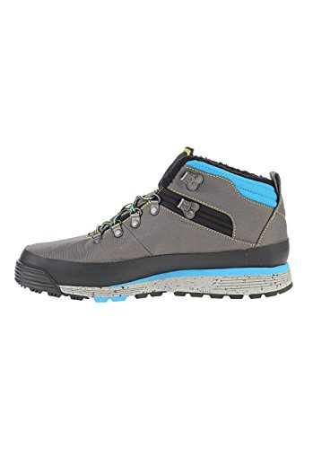 Element Donnelly Charcoal Cyan Boots Charcoal Cyan