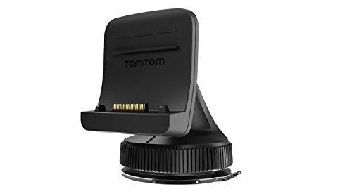 TomTom Trucker 6000 LKW-Navigationsgerät (15 cm (6 Zoll) kapazitives Touch Display, Sprachsteuerung, Click&Go-Halterung, Traffic/Lifetime LKW-Karten) schwarz - 5