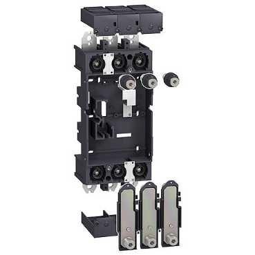 SCHNEIDER ELEC PBT - PAC 65 01 - KIT VIGI-COMPACT EXTRAIBLE ZOCALO 3 POLOS NSX400/630
