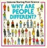 Why are People Different? (Usborne Starting Point Science) by Susan Meredith (1992-04-02)