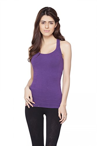 C9 Seamless Women's Solid Round Neck Tank Top