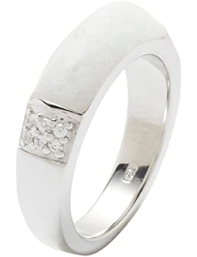 Fossil Damen-Ring 925 Sterling Silber Gr. 56 (17.8) JF18045040-8