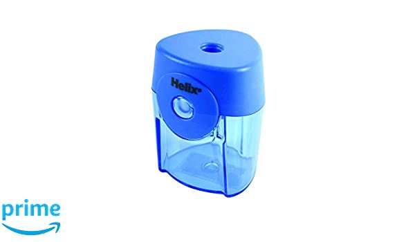 Single Hole Canister Barrel Tub Pencil Sharpener