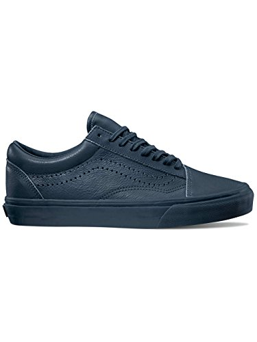 VANS - OLD SKOOL Reissue - leather midnight (leather) midnight navy