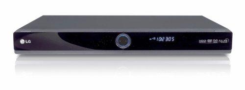 LG RHT599H Lecteur DVD Enregistreur avec Disque Dur intégré 500 Go + Tuner TNT intégré Full HD 1080p HDMI USB