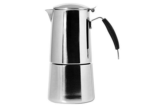 Ilsa Caffettiera Espresso Acciaio Inox 6 Tazze