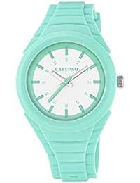 Calypso Reloj Análogo clásico para Unisex de Cuarzo con Correa en Plástico K5724/1