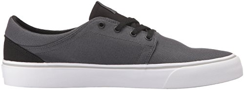 DC Shoes Trase Tx, Baskets mode homme Charcoal/Black
