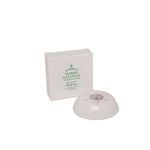 DR Harris & Co Naturals Shaving Soap Refill