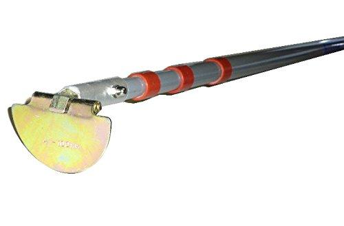 Sanzofix K415 Dachrinnenreiniger - Rohrreiniger Teleskopgriff | 400cm ausziehbar | Klappmechanismus Test