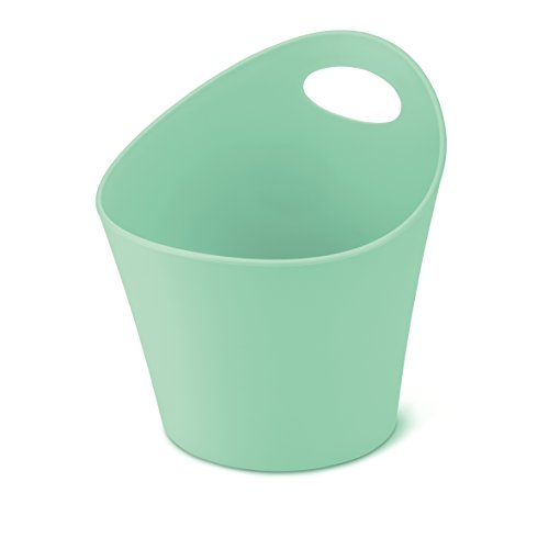 Koziol 2838634Koziol 2839555Pottichelli M Utensilo 1,2L, funda, plástico, verde menta, 16,2x 15x 17cm