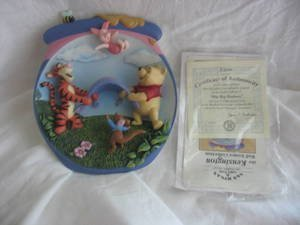 Winnie the Pooh's Hunnypot Adventures 1st Issue Limited Edition 7