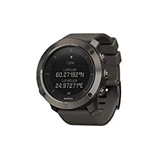 Suunto - Traverse - Outdoor GPS watch for hiking and trekking - Submersible - Graphite Gray - One size