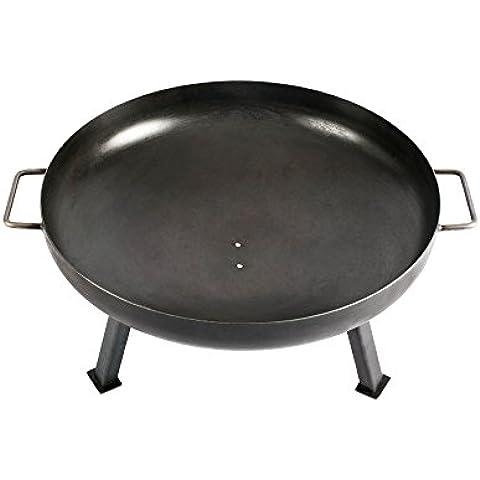 Mayer Barbecue HEIZA Fogón - Fuente de fuego - Brasero MFS-410