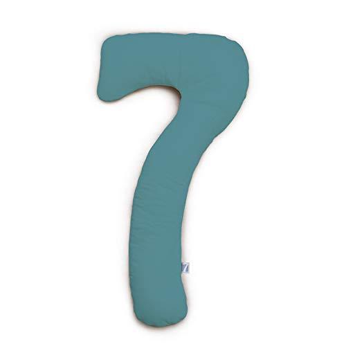Theraline My7 Stillkissen Smoky blue / Rauchblau inkl. Bezug