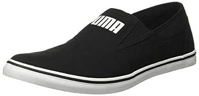 Puma Men's Black White Sneakers-8 UK/India (42 EU) (4060978759665)