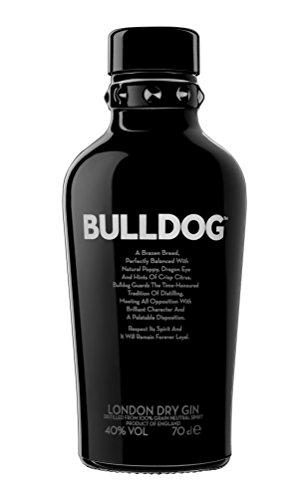 Bulldog Ginebra, 40° - 70 cl