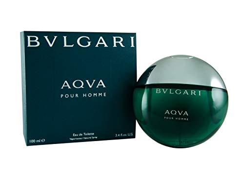 Bulgari Aqua Homme, homme/men, Eau de Toilette, 100 ml - Bulgari Parfums Männer,