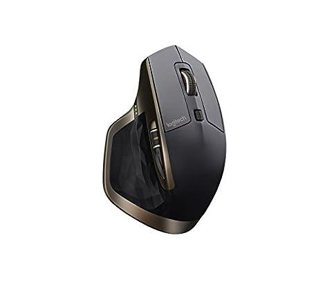 Logitech MX Master Souris sans fil pour Windows et Mac Noir