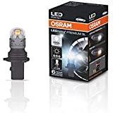 Osram 5828CW LEDriving Premium SL P13W, retrofit LED, luz de marcha diurna DRL, 8528CW, blanco frío, 12 V, caja plegable (1 bombilla)