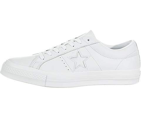 Converse One Star (Converse One Star OX Schuhe Optical White)