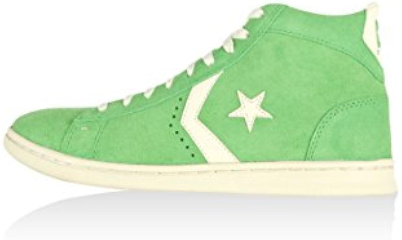 Converse scarpe da da da ginnastica Alta Pro Leather Lp Mid Suede verde EU 38 | Prodotti di alta qualità  b5fcf5