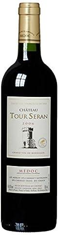 Domaines Rollan de By Château Tour Seran Cru Bourgeois Médoc Merlot 2006 Trocken (1 x 0.75 l)