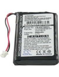 Batterie type ERICSSON CS-ERT590CL, 3.7V, 850mAh, Li-ion