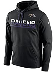Nike Baltimore Ravens Circuit PO Herren Sweatshirt