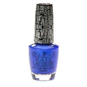 OPI Shatter Nail Lacquer, Blue, .5 fl.oz. by OPI -
