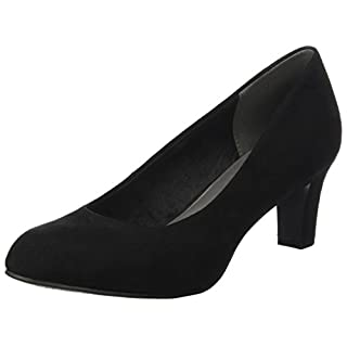 Tamaris Damen 22418 Pumps, Schwarz (Black), 39 EU