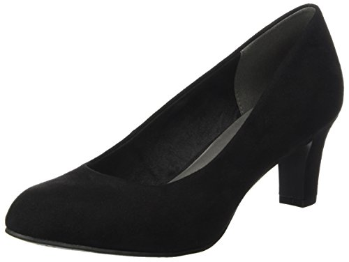 Tamaris Damen 22418 Pumps, Schwarz (Black), 40 EU