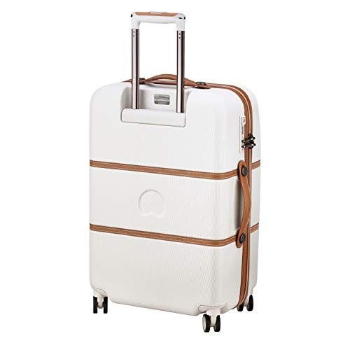 DELSEY PARIS CHATELET AIR Luxus Trolley / Koffer 67cm mit gratis Schuhbeutel und Wäschebeutel 4 Doppelrollen TSA Schloss - 11