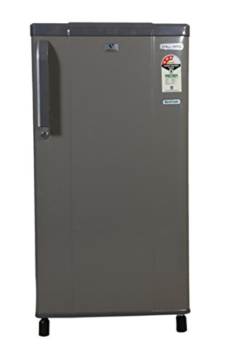 Videocon 170 L 3 Star Direct-cool Single Door Refrigerator (vae183, Silky Grey)