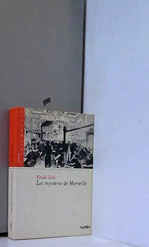 Les mystères de Marseille par Emile Zola