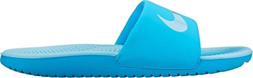 Nike Youth Kawa Slide Synthetic Sandals Bleu