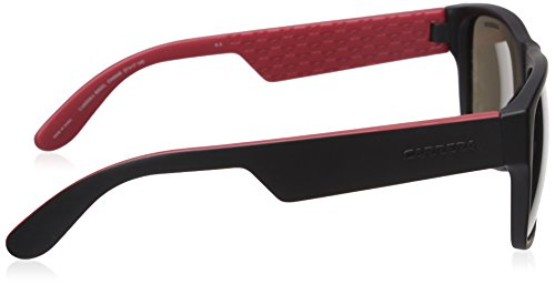 Carrera - Étui à lunettes - Homme BLACK RED/BROWN GRAY