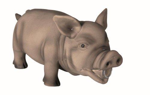 Trixie 35491 Schwein, Original-Tierstimme, 23 cm, farblich sortiert