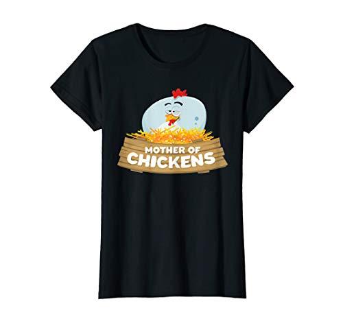 Sprüche Hühner Landwirt T-Shirt für Huhn-, Bauer-, - Bauer Und Seine Frau Kostüm