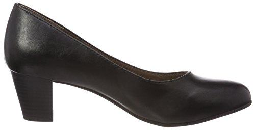 Softline 22463, Escarpins Femme Noir (Black)