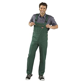 Planam MG290 Overalls Red green Size:48 (EU)
