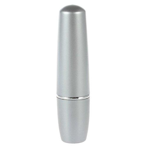 G Punkt Klitoris Stimulation Vibrator Vibratoren EI Sexy Diary Wasserdicht Leise Single Geschwindigkeit Magic Wand Sex Spielzeug für Frauen Masturbator ( Silber )