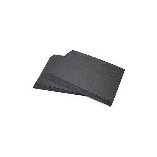SG Education, ED BJ98113 Zucker-Papier, A3, 80 g, Schwarz, 250 Stück (Ed-drucker)