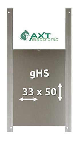 *AXT-Electronic gHS – Alu-Gänseklappe, Größe L*