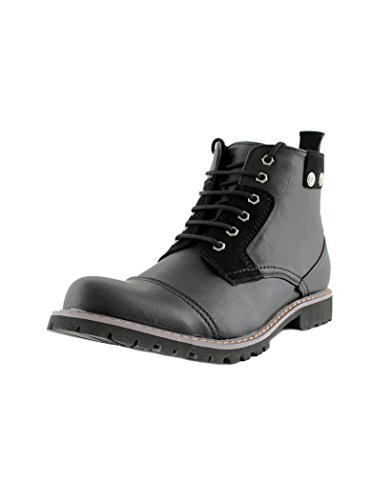 Reservoir Shoes - Boots tendance homme Reservoir Shoes Misel Noir Noir
